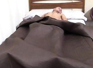 Gay,Gay Feet/Foot Fetish,tommy,worship,gay,feet/foot fetish,sleeping,socks,men,underwear,gay porn,bedroom Tommy Gets...