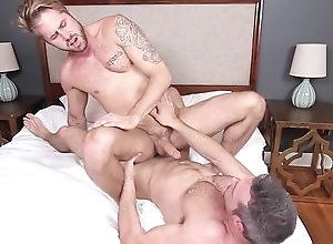 Gay,Gay Muscled,Gay Blowjob,Gods of MEN,gay,blowjob,muscled,young men,tattoo,gay fuck gay,gay porn,doggy style,bedroom sex Wonderment -...