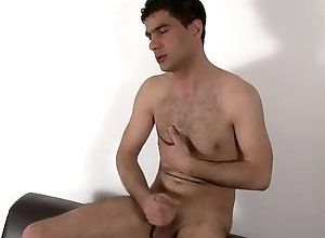 Gay,Gay Masturbation Solo,sam street,solo,masturbation,brown hair,uncut,average dick,short hair,young men,cum jerking off,european,gay Hairy Sam Wanks...