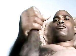 Gay,Gay Black,Gay Amateur,Gay Masturbation,anthony,amateur,masturbation,black,average dick,cum jerking off,gay,men,hairy,shaved head Bi Guy Anthony...