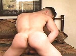 Gay,Gay Masturbation Solo,Gay Muscled,Gay Big Cock,gay,solo masturbation,bed,muscled,young men,white butt,smooth,big cock Cameron - Solo...