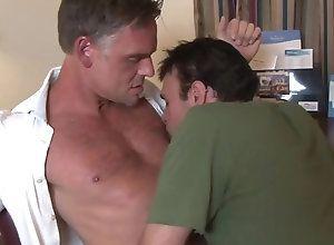 Gay,Gay Kissing,gay,men,kissing,kissing nipples,blowjob,gay porn Clint Stone and...