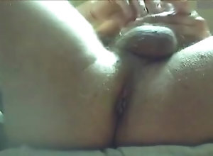 Daddies (Gay);Masturbation (Gay);Sex Toys (Gay) Using a dildo in...