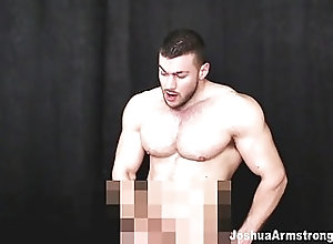 Men (Gay);Gay Porn (Gay);Muscle (Gay);Joshua Armstrong (Gay);HD Gays HAIRY CUMM KING