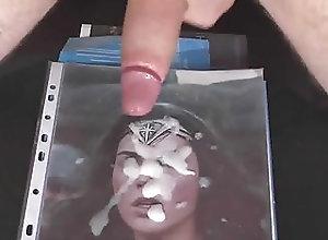 Men (Gay);Amateur (Gay);Cum Tributes (Gay);Handjobs (Gay);Masturbation (Gay);Wonder Woman gal gadot as...