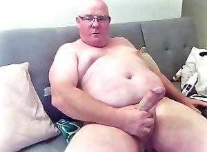 Bear (Gay);Big Cock (Gay);Daddy (Gay);Fat (Gay);Masturbation (Gay);HD Videos Daddy big cock
