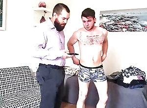 Spanking (Gay);British Boys Fetish Club (Gay);Gay Spanking (Gay);HD Videos Paco Caught Out