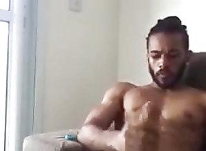 Hunk (Gay);Latino (Gay);Muscle (Gay) Bigest cock
