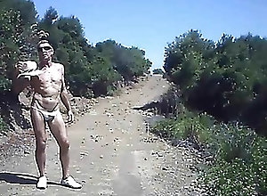 Men (Gay) outdoors and...
