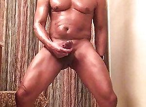 Black (Gay);Amateur (Gay);Big Cock (Gay);Hunk (Gay);Masturbation (Gay);Muscle (Gay);Sex Toy (Gay);HD Videos Post Workout Get Off