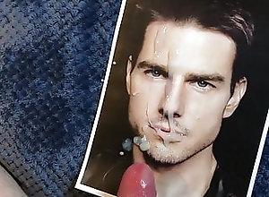 Cum Tribute (Gay);Masturbation (Gay);Gay Cruising (Gay);Gay Cum (Gay);HD Videos Tom Cruise Cum...