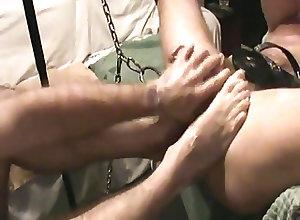 Gaping (Gay);Gay Porn (Gay);Men (Gay) feet fist