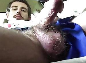 Hunk (Gay);Masturbation (Gay);Gay Bear (Gay);Gay Muscle (Gay);Hairy Gay (Gay);Gay Edging (Gay) hairy bear muscle...