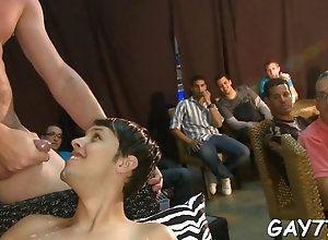 blowjob,sucking,gay,orgy Handsome stripper...