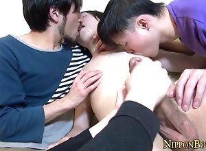 blowjob,foursome,handjob japanese twink...
