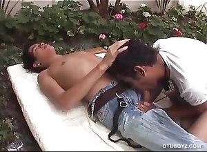 Twinks (Gay);Bareback (Gay);Latin (Gay);OTB Boyz (Gay) Latinos Hernan...