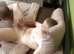 Gay Porn (Gay) Aj gets a hand