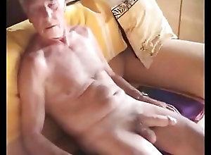 Daddy (Gay);Masturbation (Gay);Striptease (Gay) Strip and wank 2