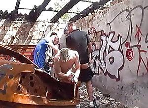 Bareback (Gay);BDSM (Gay);Big Cock (Gay);Blowjob (Gay);Group Sex (Gay);Old+Young (Gay);Gay Public (Gay);Gay Outdoor (Gay);Gay Bareback Gangbang (Gay);Anal (Gay);German (Gay) Eisensteig Berlin...