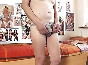 Men (Gay) geiler snake string