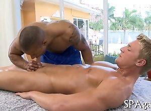 blowjob,hardcore,gay,massage hunk has a fat...