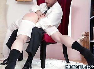 ass,hardcore,handjob,spanking Uniform bishop...
