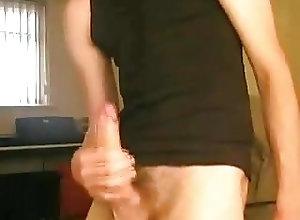 Amateur (Gay);Big Cocks (Gay);Handjobs (Gay);Masturbation (Gay);Webcams (Gay) Sexy boy, big dick