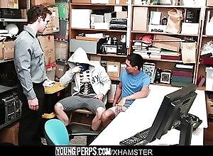 Bareback (Gay);Blowjob (Gay);Group Sex (Gay);Masturbation (Gay);HD Videos;Anal (Gay) Two boys caught...