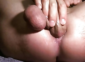 Amateur (Gay);Bareback (Gay);Masturbation (Gay);Men (Gay);HD Gays;Self Fucking;Masturbating;Fucking Self fucking then...