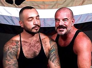 Bareback (Gay);Bear (Gay);Big Cock (Gay);Blowjob (Gay);Daddy (Gay);Latino (Gay);Muscle (Gay);Anal (Gay);HD Videos Bearback - Beefy...