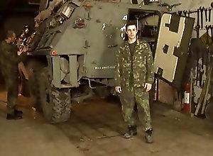 Gay Porn (Gay);Hunks (Gay);Military (Gay) In the army