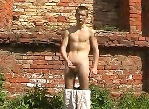 Gay,Gay Outdoor,Gay Masturbation,Gay Fetish,Gay Twink,gay,masturbation,outdoor,twink,domination,spanking,fetish,gay porn Mean Gay Does BDSM