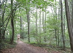 Outdoor (Gay) Nude outdoor walk 12