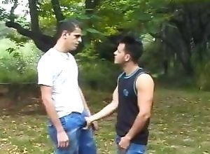 Gay,Gay Outdoor,Gay Latino,Gay Hunk,gay,outdoor,latino,hunk,jeans,blowjob,young men,gay porn,hairy Armando Sucking...