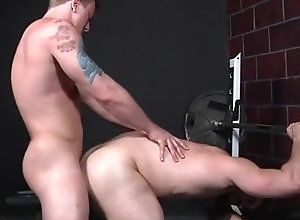 Gay,Gay Muscled,Str8 to Gay,gay,men,young men,muscled,bearded,blowjob,tattoo,doggy style,gay fuck gay,gay porn Virgin Hunter...