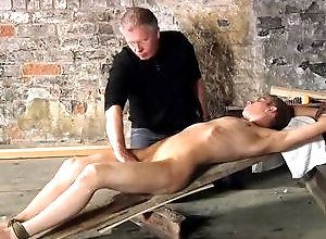 Gay,Gay Bondage,Gay Domination,chad chambers,sebastian kane,gay,handjob,Toys,bondage,domination,fetish,british,gay old & young,slave,gay porn Wanked to a cum...