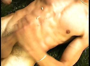 Men (Gay);Gay Porn (Gay);Bareback (Gay) Three boys in Wood