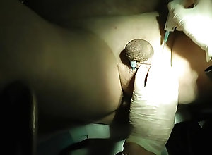 Man (Gay) bizarre hospital,...