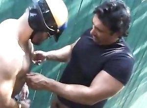 Gay,Gay Bear,Gay Outdoor,Gay Muscled,gay,bear,outdoor,muscled,doggy style,gay fuck gay,gay porn,men,nipple play Ass Plowed Gay...